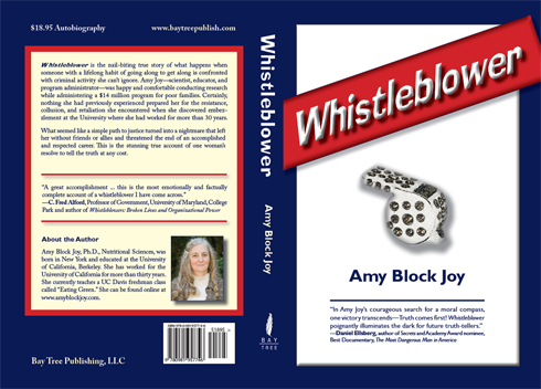 Whistleblower Cover